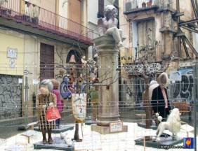 fallas in their barrio