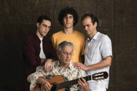 caetano veloso and sons