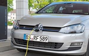 Posibil recall Volkswagen pentru 124.000 autovehicule electrice