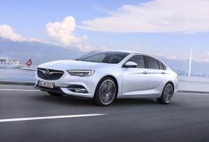 A doua generatie Opel Insignia, in premiera mondiala la Geneva
