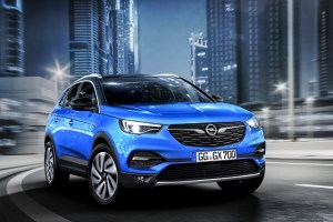 Un nou SUV Opel: Grandland X