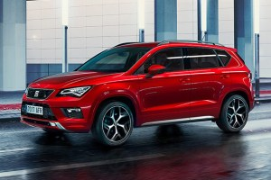 SEAT introduce Ateca FR