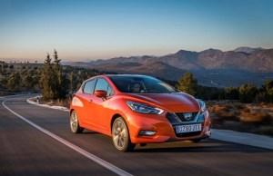 A cincea generatie Nissan Micra, acum disponibila in Romania