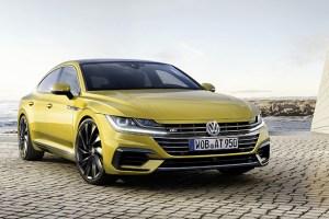 Noul Volkswagen Arteon poate fi comandat