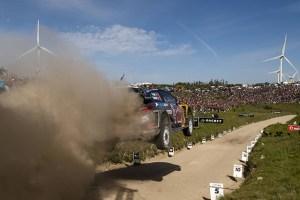 WRC, Portugalia 2017: Ogier, la al doilea succes stagional