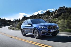 A treia generatie BMW X3 – primele informatii si imagini oficiale