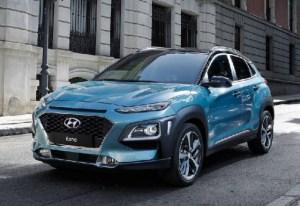 Hyundai Kona, un SUV atipic, rival pentru Nissan Juke