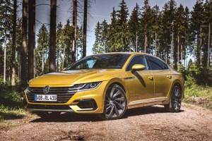 Noul Volkswagen Arteon, disponibil in curand in Romania