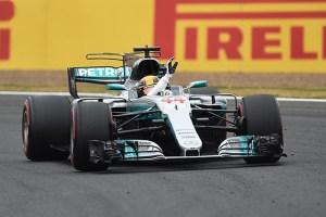 F1, Marea Britanie 2017:  Hamilton – stralucitor!