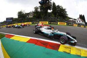 F1, Spa 2017: Hamilton a castigat, Vettel ramane lider