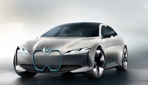 BMW i Vision Dynamics, un Gran Coupe electric