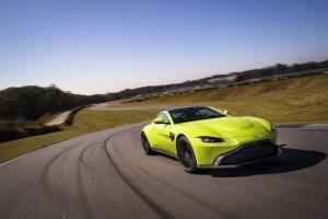 Noul Aston Martin Vantage, un supercar cu AMG Power