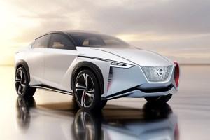 Conceptul Nissan IMX, crossover 100% electric, 100% autonom