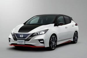 Conceptul Nissan Leaf NISMO