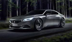 Peugeot revitalizeaza conceptul sexy, cu noul sedan 508