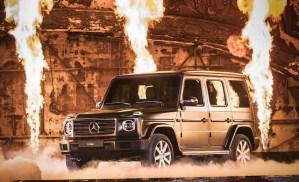 Noul G de la Mercedes-Benz - Reinventarea unei legende
