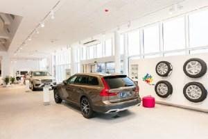 Primus Auto a lansat Volvo Retail Experience si Volvo Personal Service