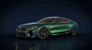 BMW M8 Gran Coupe Concept – o noua interpretare a luxului