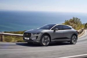 I-Pace, primul model electric de la Jaguar
