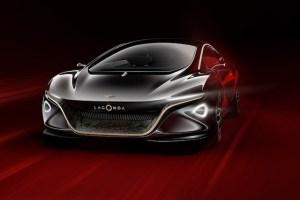 Aston Martin va lansa, pana in 2023, doua modele Lagonda electrice