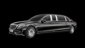 Mercedes-Maybach Pullman S650, ultima noutate in seria limuzinelor preferate de liderii mondiali