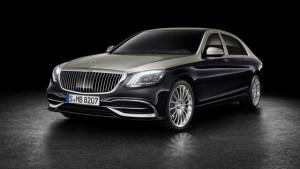 Un plus de rafinament pentru Mercedes-Maybach Clasa S