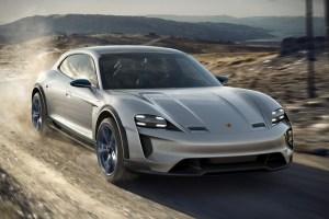 Porsche Mission E Cross Turismo, un concept care evolueaza odata cu piata