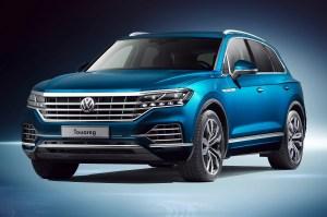 Volkswagen prezinta a treia generatie Touareg