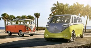 Adio Volkswagen Beetle, bun venit Volkswagen ID Buzz!
