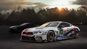 BMW revine la Le Mans cu o premiera mondiala: noua Serie 8 Coupe