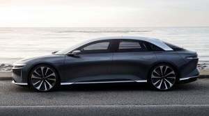 Lucid Air, un model electric de lux mai promitator ca oricand