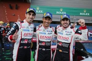 Fernando Alonso, invingator in cursa de 6 ore de la Spa