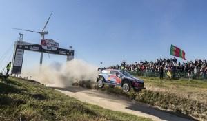 WRC, Raliul Portugaliei 2018 – Neuville castiga si preia sefia