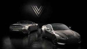 Aston Martin a revenit la codul clasic V600, pentru V12 Vantage Limited