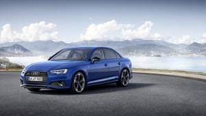 Facelift discret pentru Audi A4