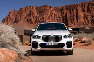 Noul BMW X5: design spectaculos, revolutie tehnologica