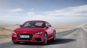 Audi TT, revizuit si gata sa serbeze doua decenii de la lansare