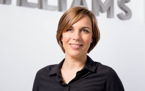 La multi ani, Claire Williams!