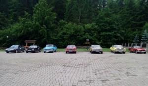 Moldova Classic Rally 2018, in Bucovina
