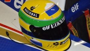 Una dintre castile lui Senna, scoasa la licitatie