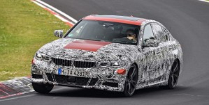 """A saptea generatie BMW Seria 3 a primit botezul focului in """"Infernul Verde"""""""