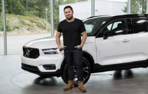 Designerul modelului Volvo XC40, recrutat de Tesla