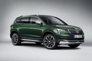 Škoda Karoq Scout – Perfect echipat pentru off-road
