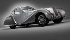 Disputa in instanta pentru un superb Talbot-Lago T150C-SS Teardrop Coupe din 1938