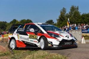 WRC, Germania  2018: O noua victorie pentru Ott Tanak