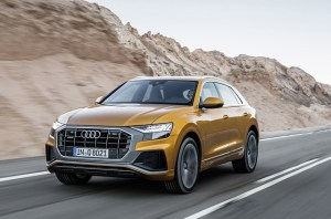 Audi Q8, disponibil si in Romania, din octombrie