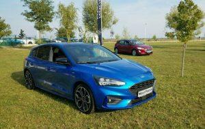 EVENIMENT: Lansare Ford Focus la Timisoara