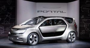 Chrysler decide lansarea in productie a primului minivan electric, in 2020