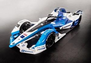 BMW a prezentat masina cu care va debuta oficial in Formula E