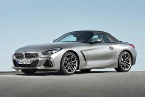BMW aduce noul Z4 Roadster la Salonul de la Paris